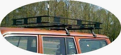 Safari Roof Rack 50