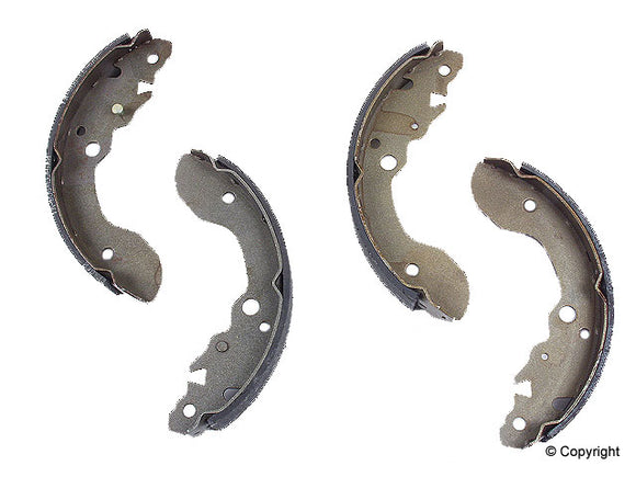 Rear Drum Brake Shoes Suzuki Sidekick X90 Geo Tracker-0