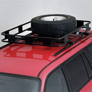 Safari Spare Tire Adapter Mount