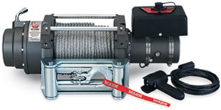 Warn M12000 SELF-RECOVERY WINCH