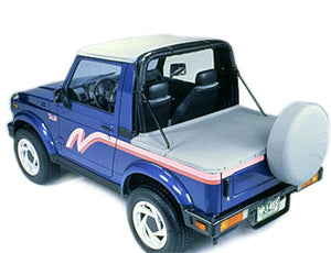 Bestop Duster Rear Deck Cover Suzuki Samurai Soft top-0