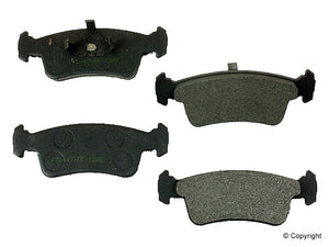 Front Disc Brake Pad Set Suzuki Samurai to 94-0