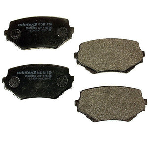 Front Disc Brake Pads Suzuki Sidekick Grand Vitara XL7-0