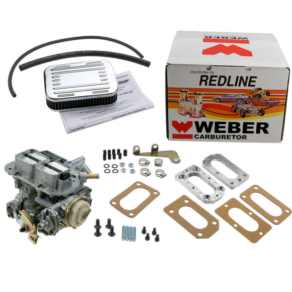 Weber 32/36 Carburetor Kit for Suzuki Samurai G13 K600E Electric Choke-0