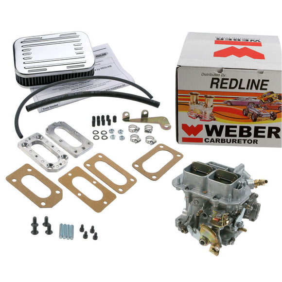 Weber 32/36 Carburetor Kit for Suzuki Samurai G13 K601M Manual Choke-0