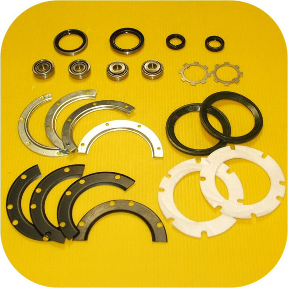 Front Axle Steering Knuckle Bearing Kit for Suzuki Samurai-0