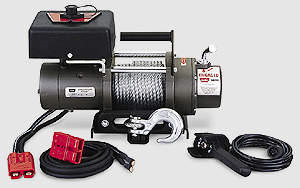 WARN M6000 SDP PORTABLE SELF-RECOVERY WINCH