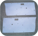 New Suzuki Samurai Diamond Plate Door Panel Set Panels-0