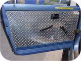 New Suzuki Samurai Diamond Plate Door Panel Set Panels-5000