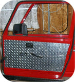 New Suzuki Samurai Diamond Plate Door Panel Set Panels-5002