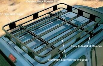 45X60 Safari Roof Rack-0