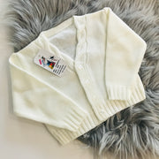 Cream Knitted Spanish Cardigan