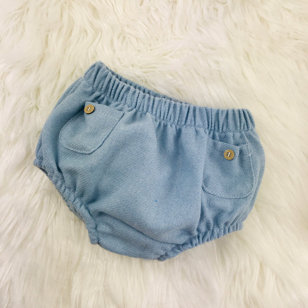 Sky Blue Spanish Jam Pants