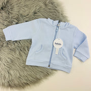Blue Hooded Spanish Tracksuit