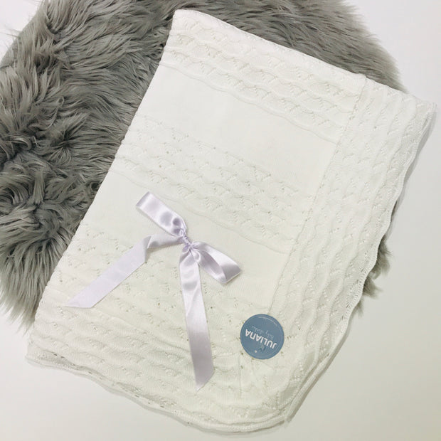 Luxury Knitted Blankets