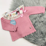 Dusky Pink Knitted Top