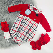 Juliana spanish romper socks and tights