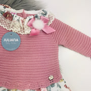 Juliana spanish dress collar