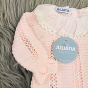 Pink Knitted Spanish Sleeve