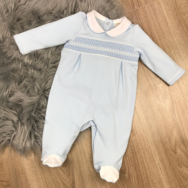 Baby Blue All-In-One