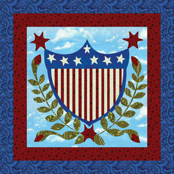 Patriotic Shield