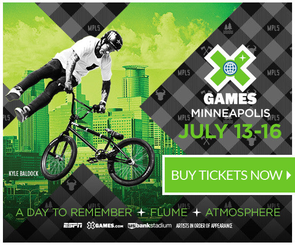 X Games Minneapolis and More