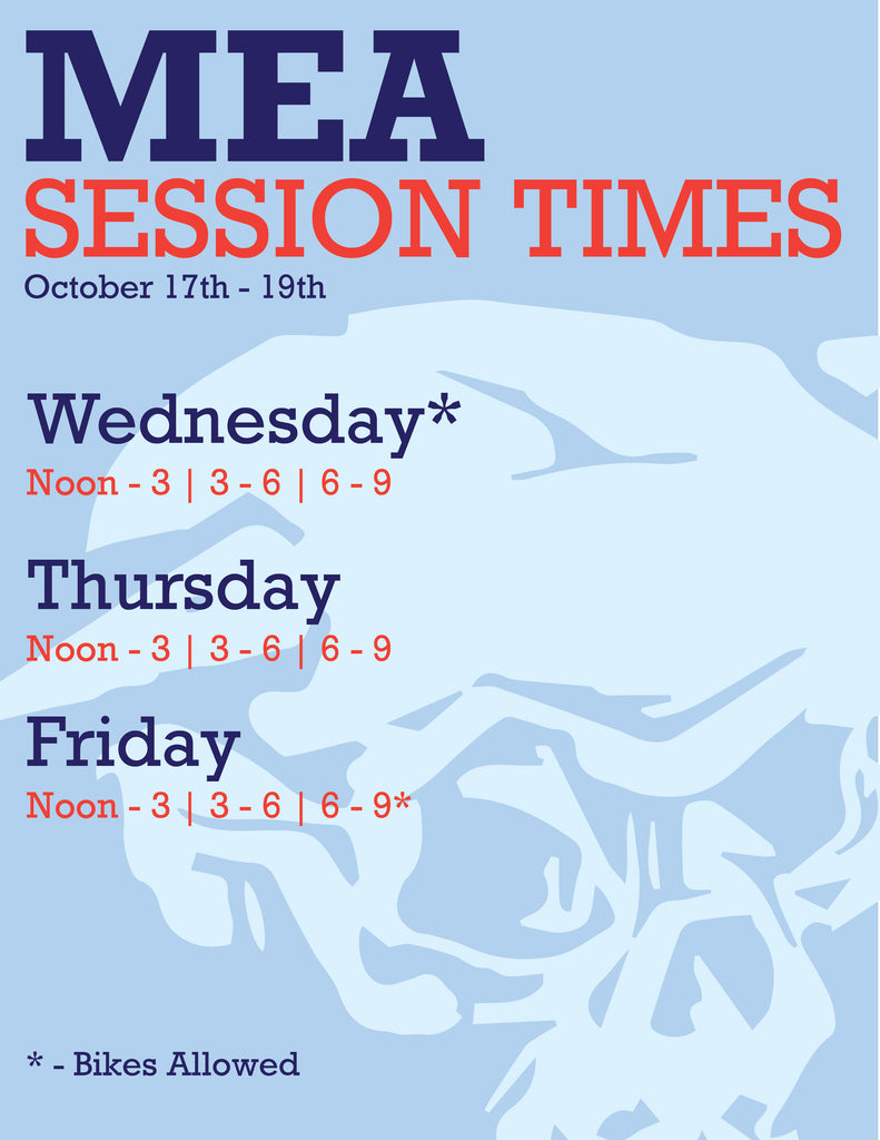 Special Open Skate Session Times During MEA Break