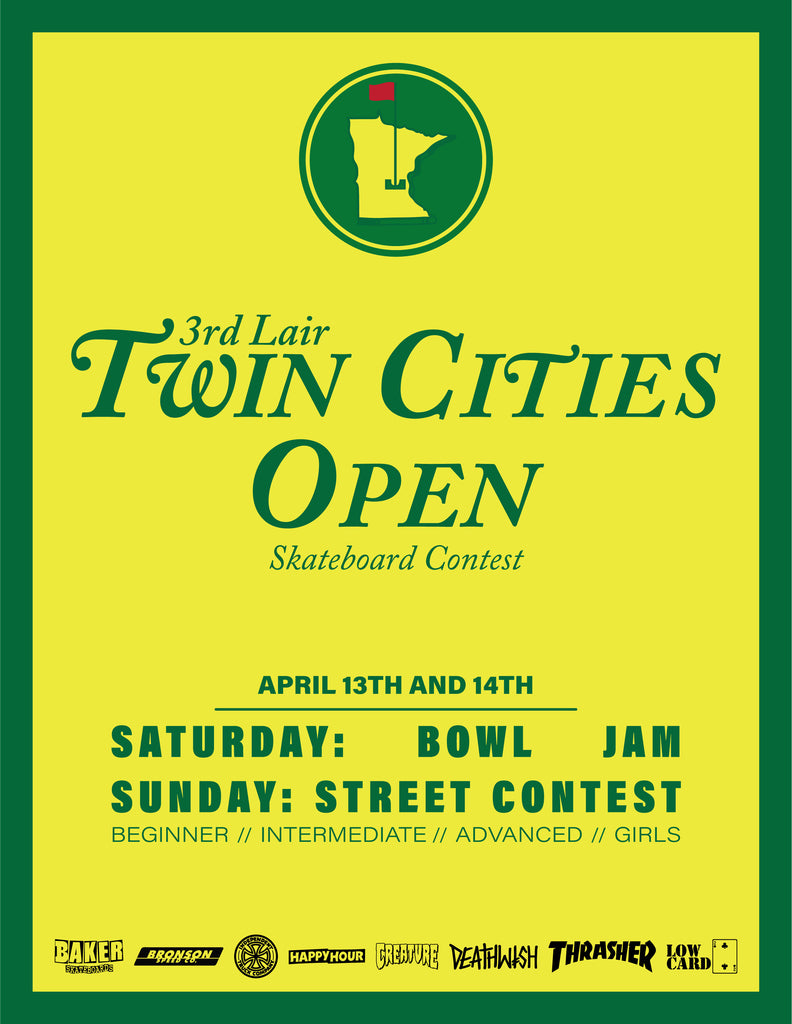 Twin Cities Open Street Highlights