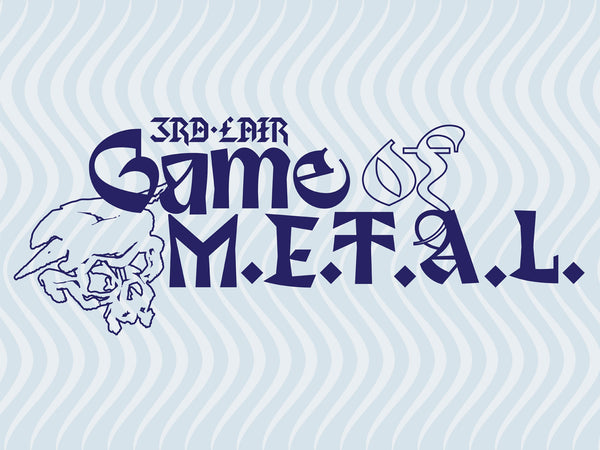 Game of M.E.T.A.L. at X Games this Weekend