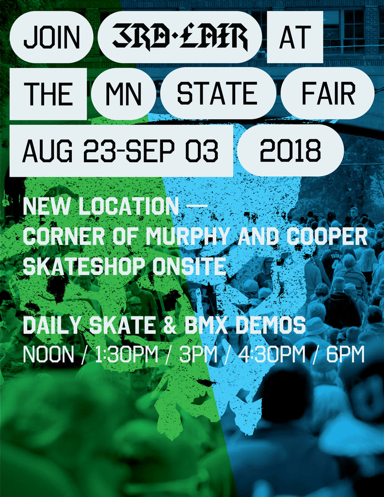Catch us at the MN State Fair