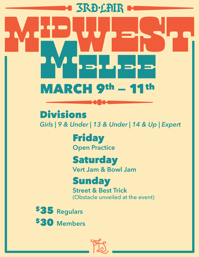 Midwest Melee March 9 - 11, 2018