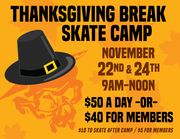 Sign Up For Thanksgiving Break Camp