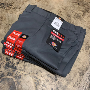 DICKIES 874 FLEX ORIGINAL FIT (GREY)
