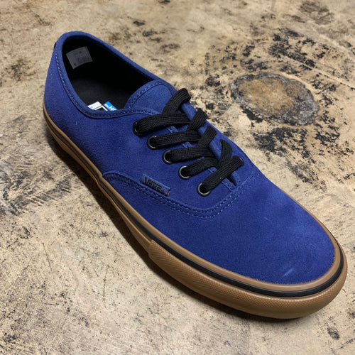 VANS AUTHENTIC PRO NAVY/GUM