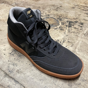 NEW BALANCE NUMERIC 440 HIGH (BLK/GUM)