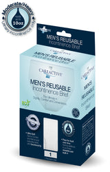 Men's Reusable Incontinence Briefs (10 Oz)