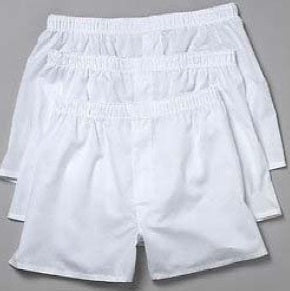 Boxer Shorts (White)