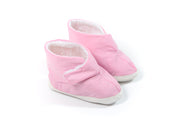 Ladies EdemaBoots (Baby Pink)