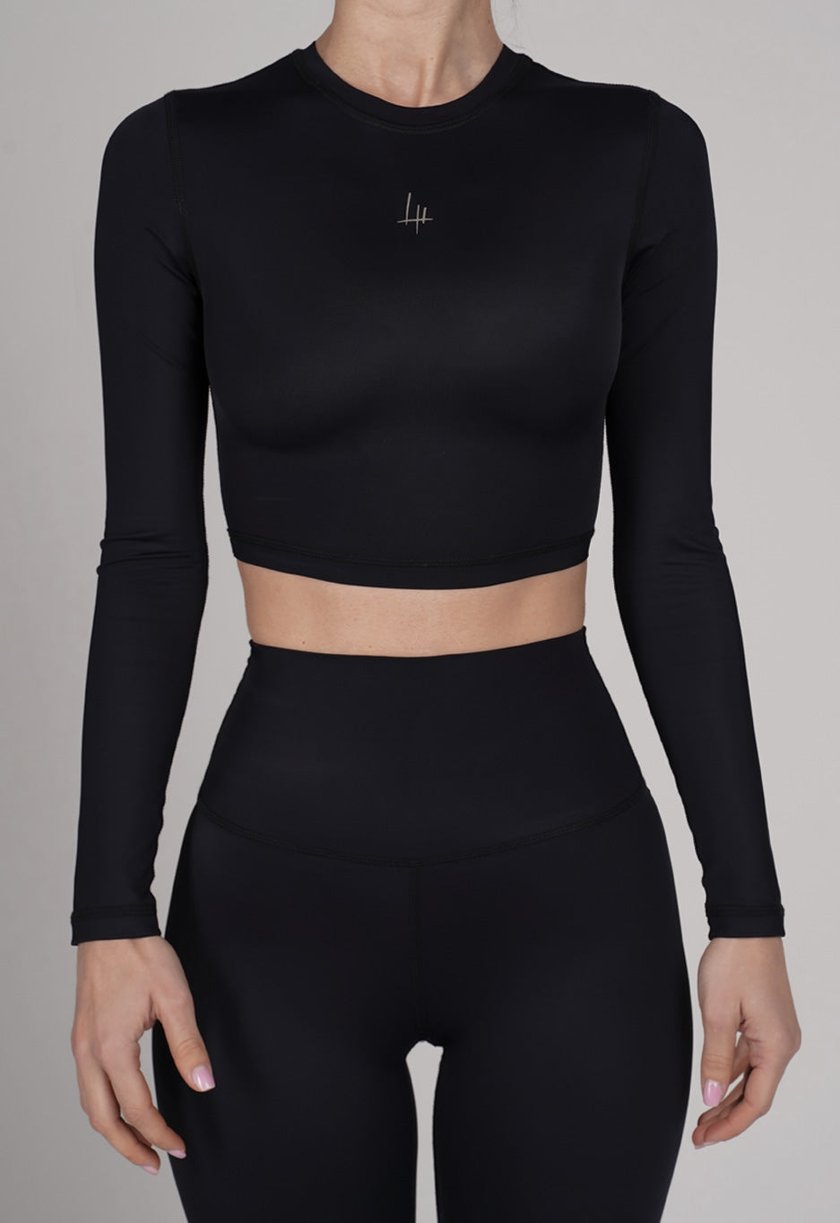 MORE TOXIC Crop Top - LH x COHL'S