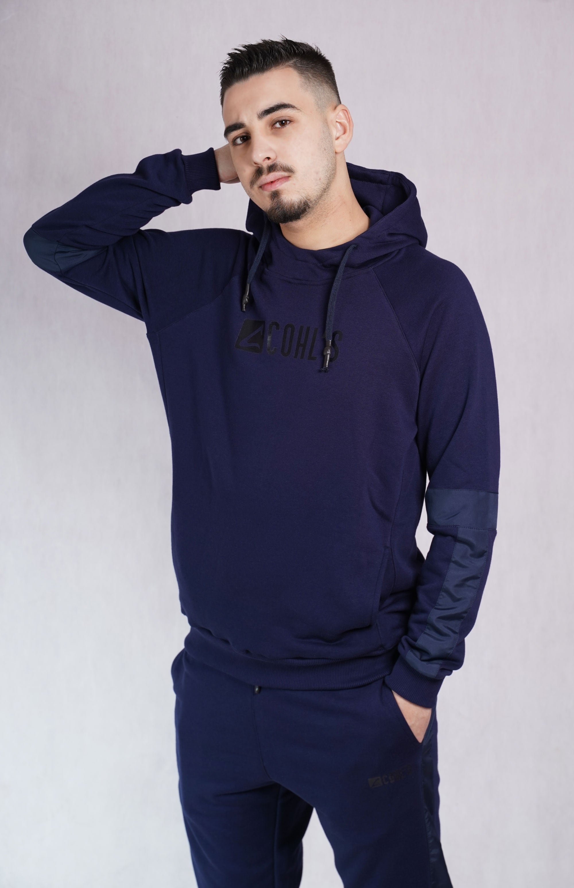 Blue Tracksuit for MEN - C262007-C212011