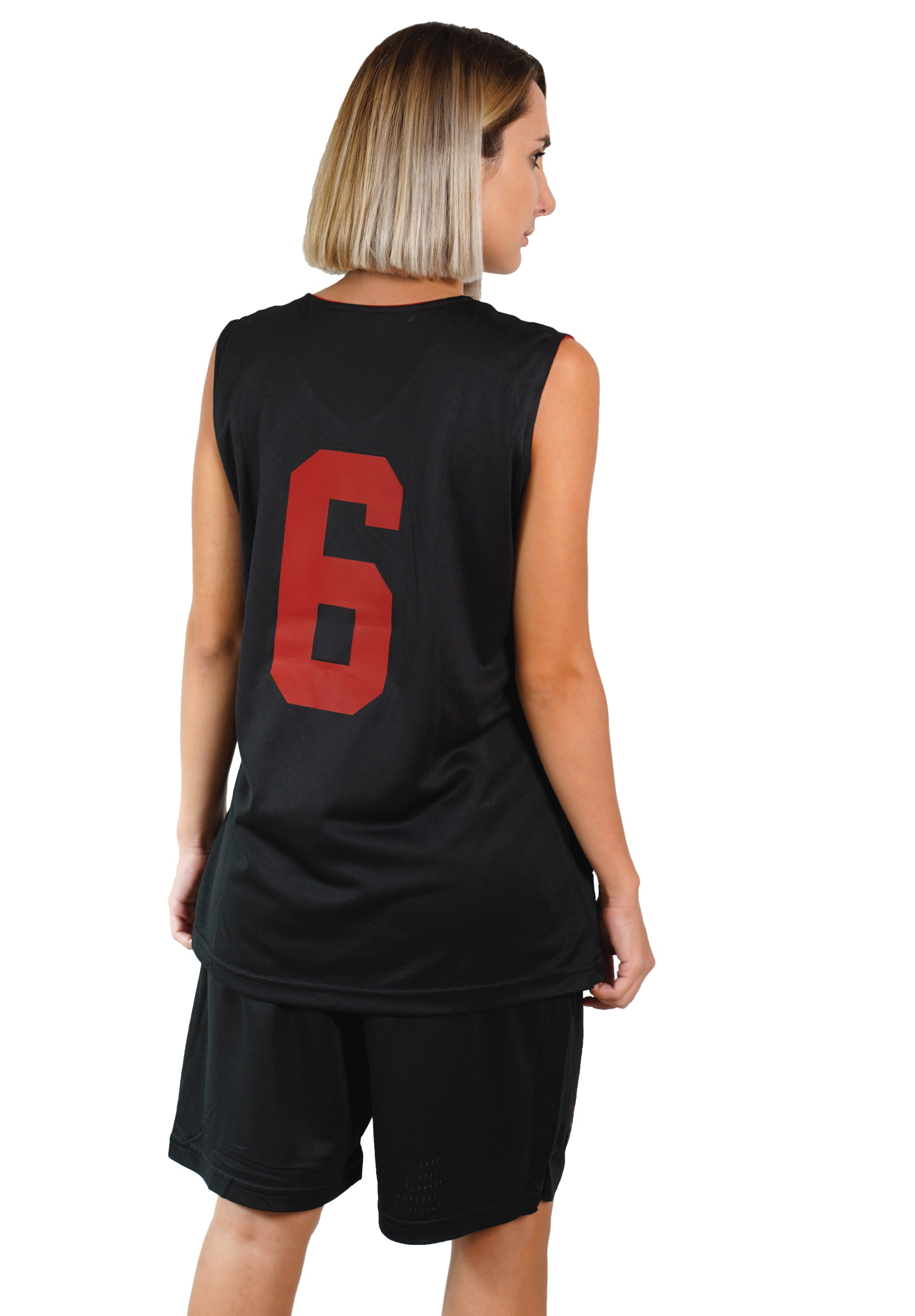 Basket  Game Uniform