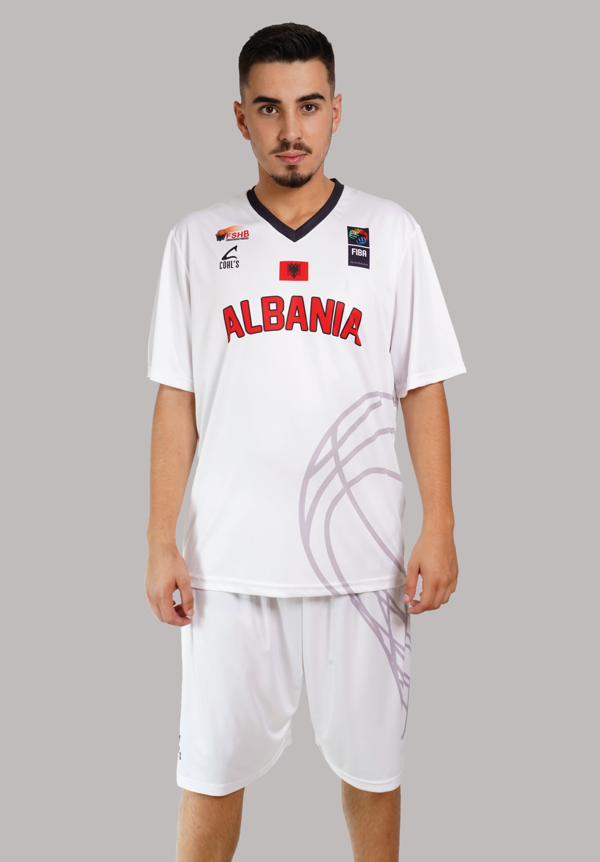 Basket Training Uniform - Man