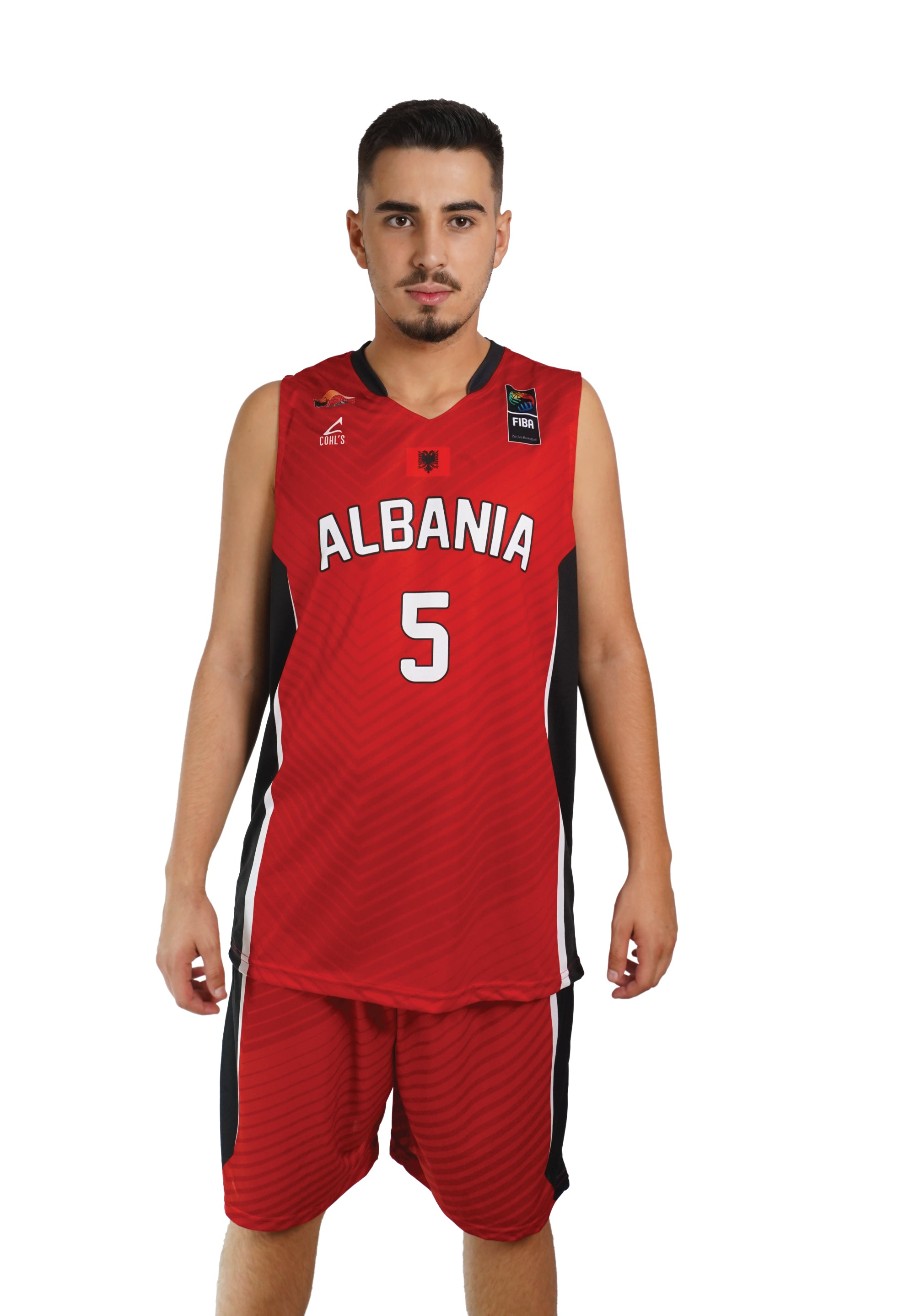 Basket Game Uniform - Men