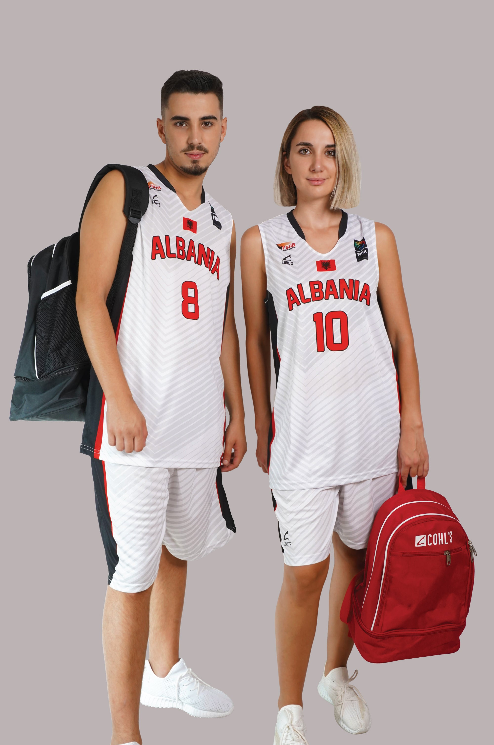 Basket Game Uniform - Unisex