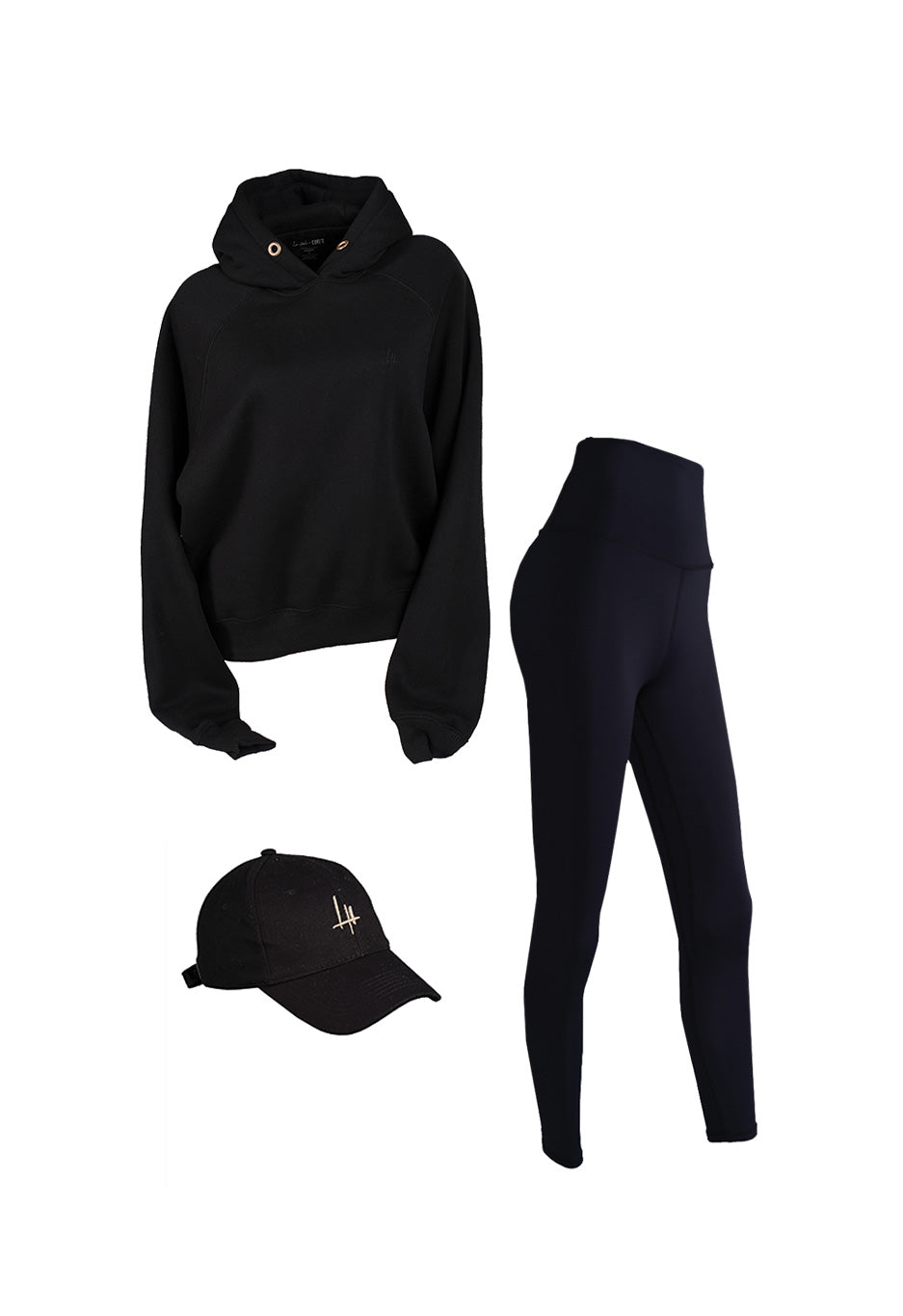 More Toxic Hoodie + Leggings + Cap - Bundle