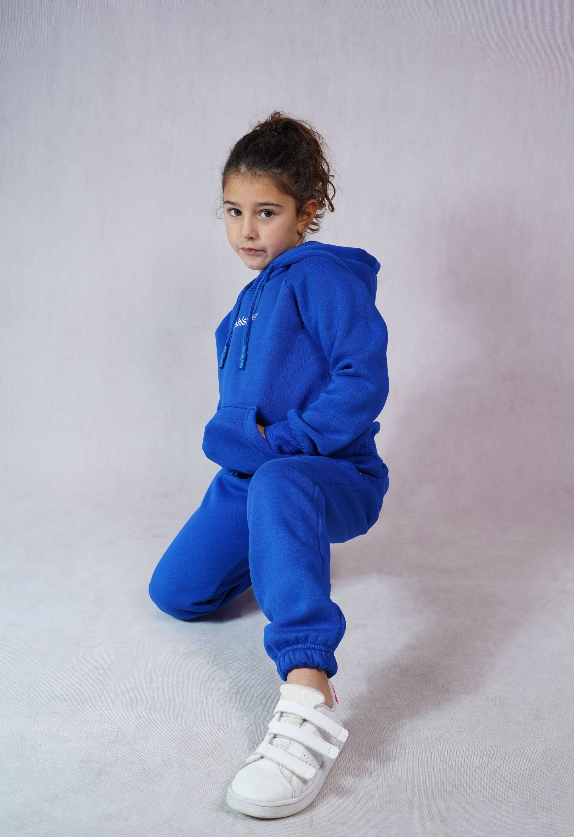 Royal Blue Tracksuit for Kids