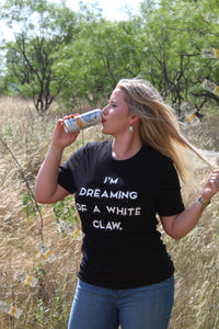White Claw Dreams Tee