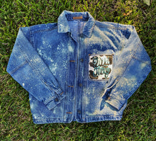 Load image into Gallery viewer, Wild Thing Vintage Denim Jacket