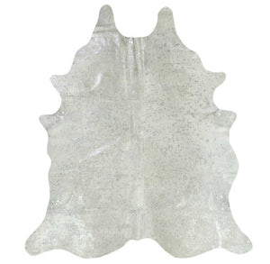 Acid Washed Cow Hide Rug (PREORDER)