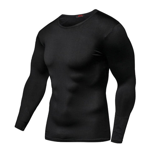 Bodybuilding Shirt Long Sleeves